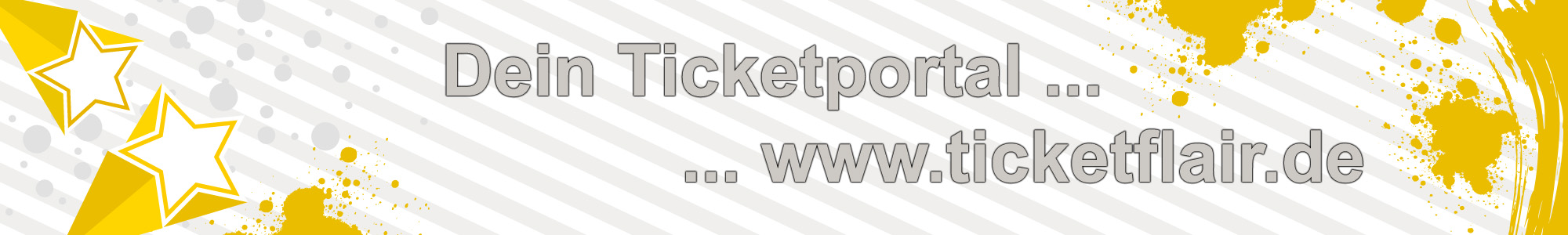 Dein Ticketportal www.ticketflair.de